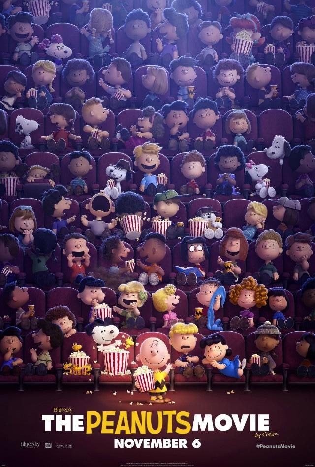 The Peanuts – Neuer Trailer