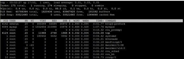 Neuer Root Server
