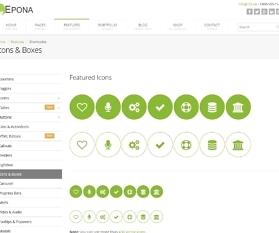 Redesign von unserem Online Shop