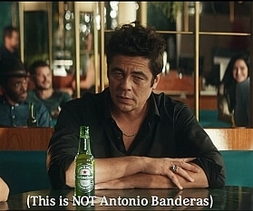 This is NOT Antonio Banderas