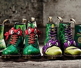 Dr. Martens x Teenage Mutant Ninja