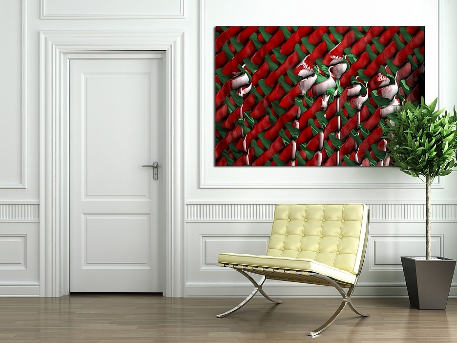 Leinwand Bild 180 x 120 cm