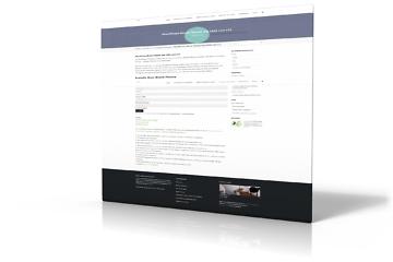 WordPress Blank Theme mit LESS
