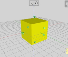 Panorama Cube Mapping oder Cubic Environment Mapping