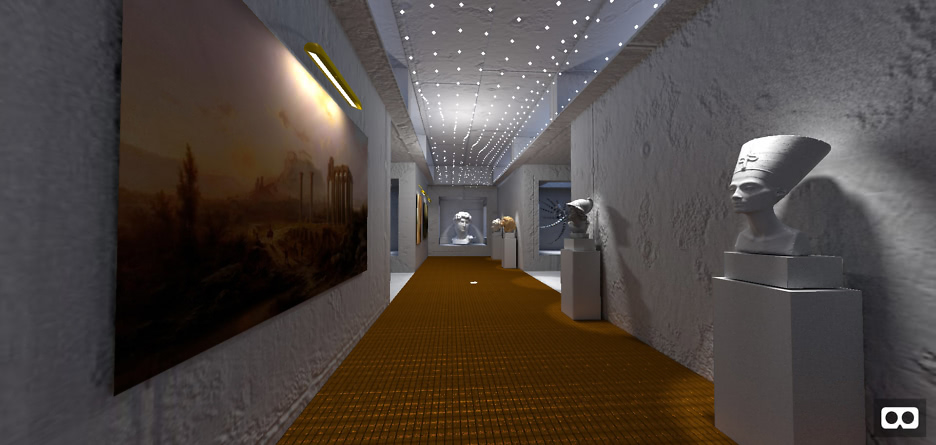 R23: Besuch im Virtual-Reality-Museum