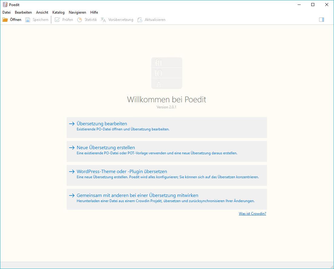 Online Business mit WordPress – Schritt 16 = Fehlende Übersetzung ...