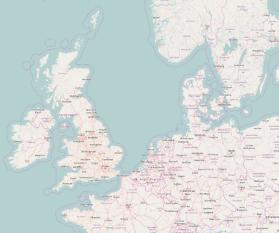 Geodaten im Webbrowser mir OpenLayers anzeigen
