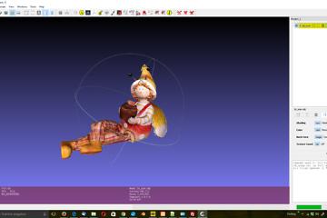 3D-Scans mit Gratis-Software verbessern