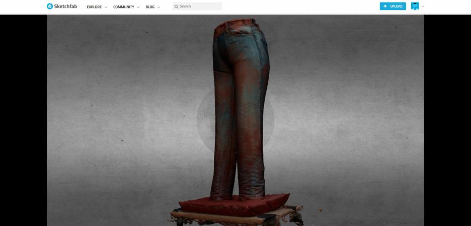 Concrete: Jeans