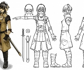 Model Sheets in der 3D-Modellierung
