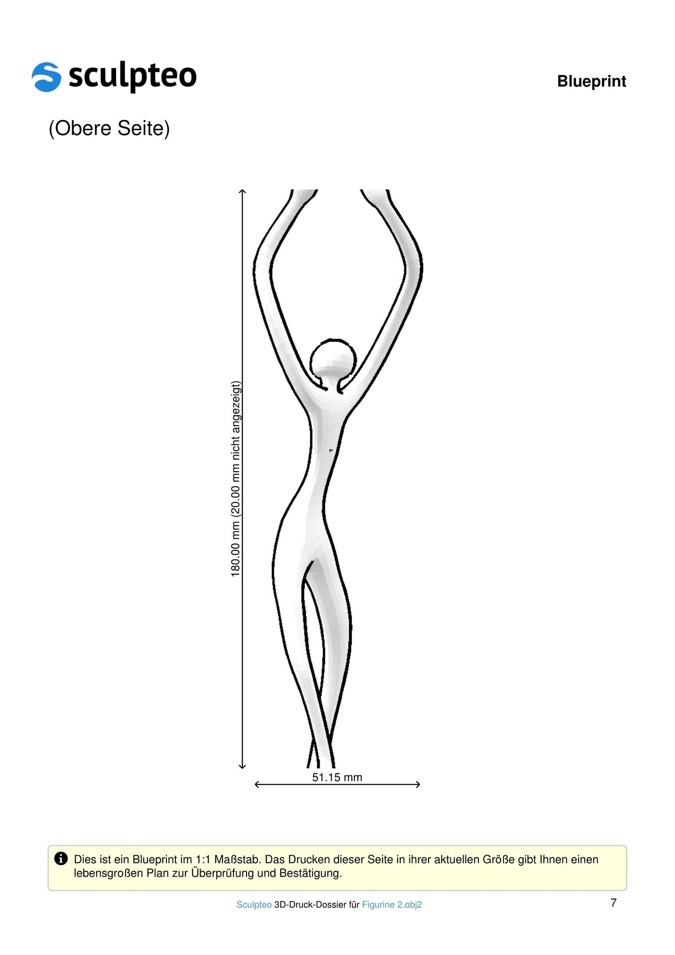 Dancing Figure 3D