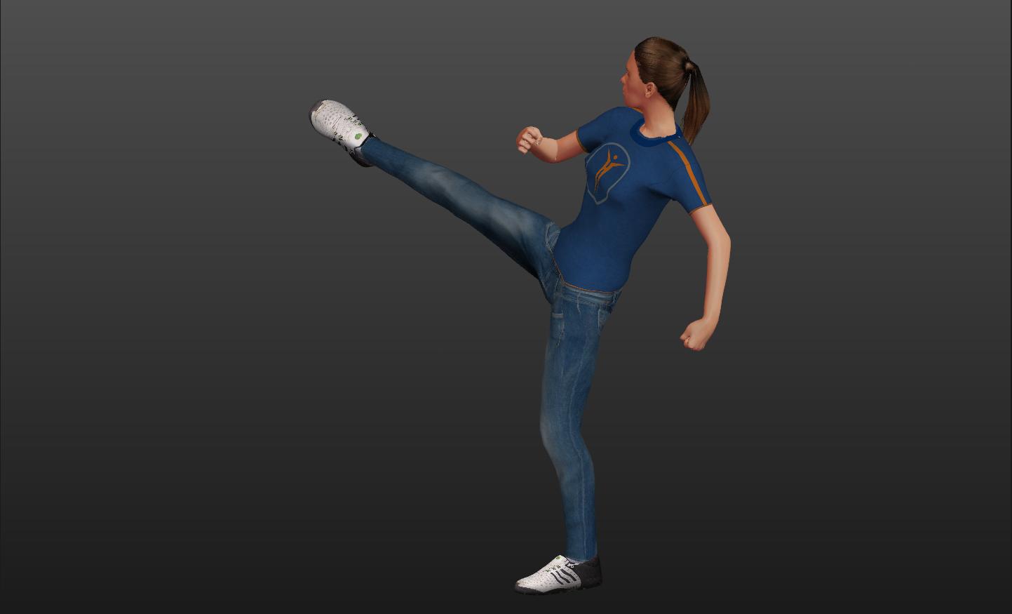 3D-Figur nach Deinem Abbild
