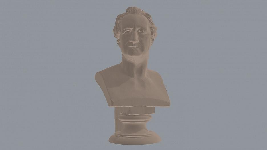 Goethe Skulptur