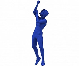 3D – Charakterdesign: Klettern am Seil