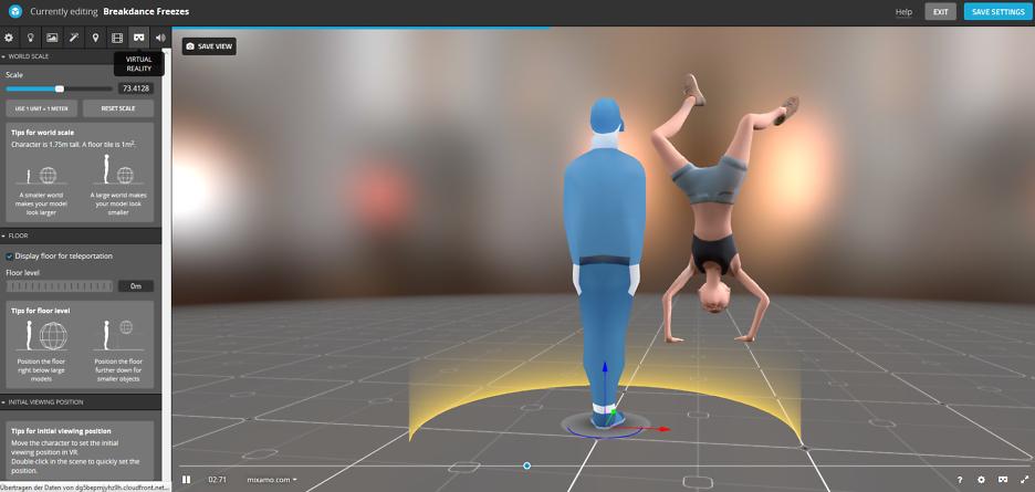 VR Raum