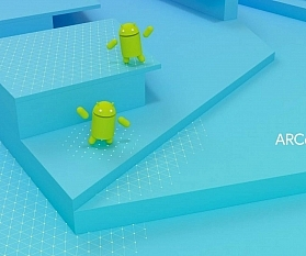 Google: Augmented-Reality-SDK ARCore für Android