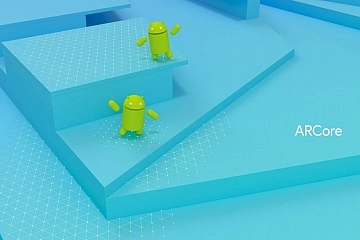 Augmented Reality:  ARCore neue Version 1.6