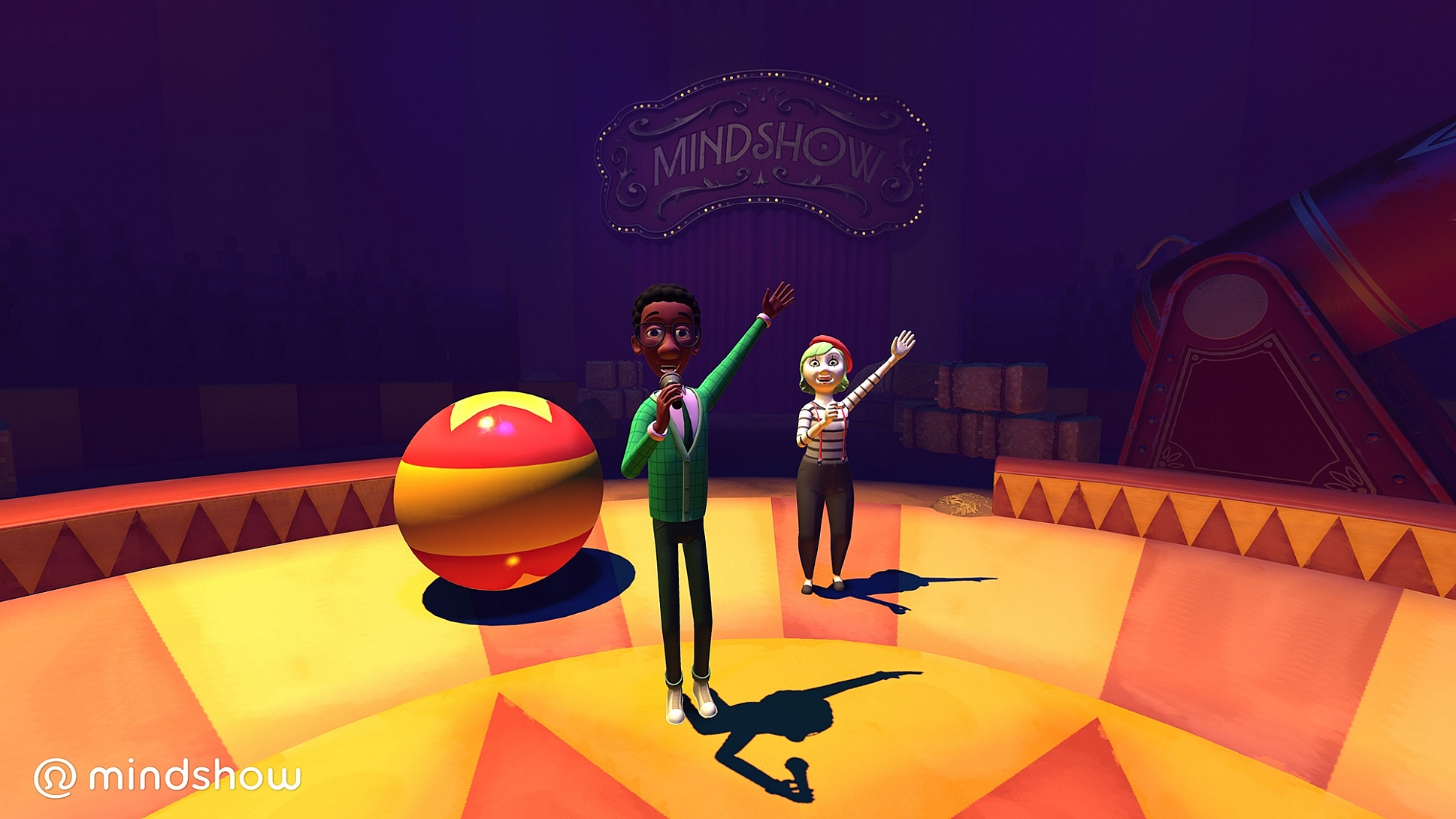 Mindshow: #DIY #VR #Animation