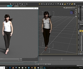 3D Software: Daz Studio