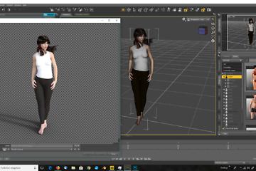 3D Software: Daz Studio
