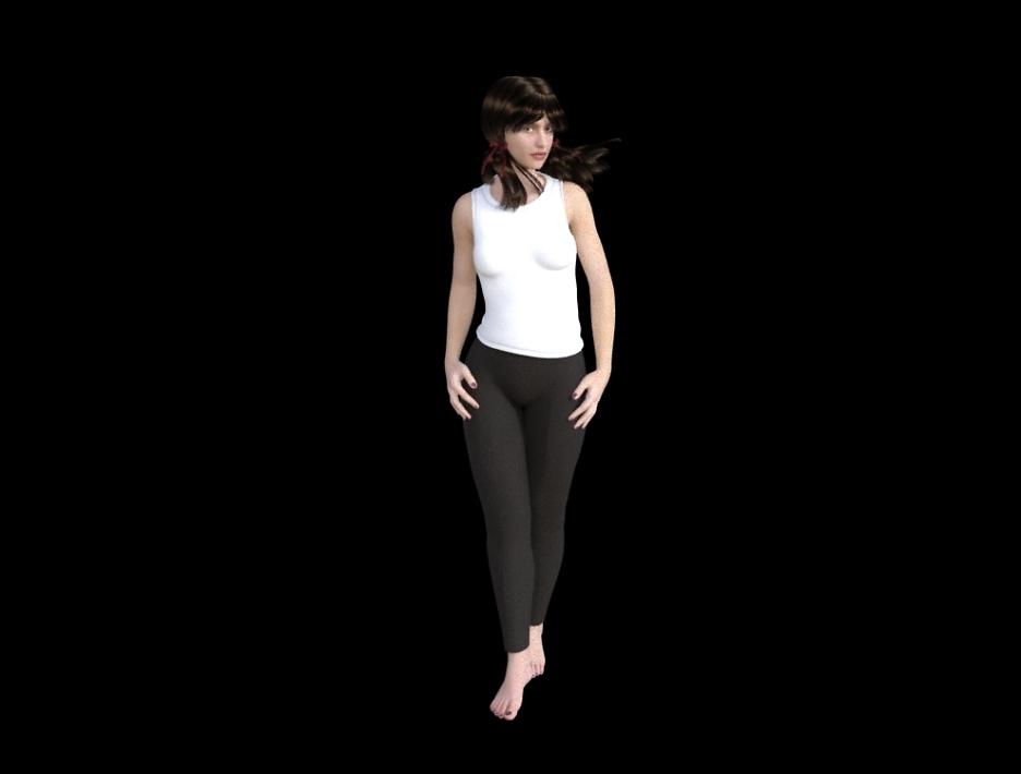 DAZ Studio ist das perfekte Werkzeug, um einzigartige digitale Kunst mit virtuellen Menschen zu entwerfen