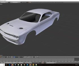 3D-Modelling von R23 nach Blaupausen