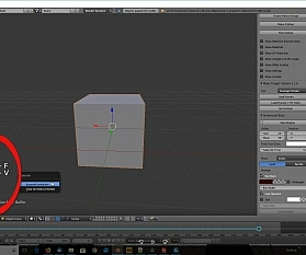 Blender Tutorial: Screencast Tastenstatus-Tool