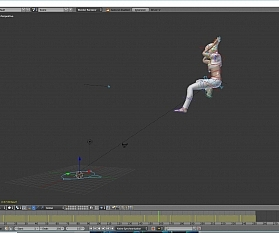 DIY Kinect Motion Capture Studio mit Blender