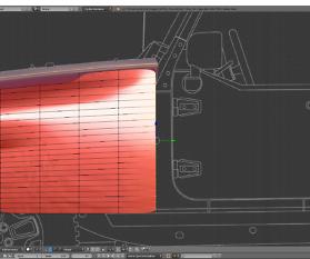 Tag 6: Blender Car Modeling : Geländewagen