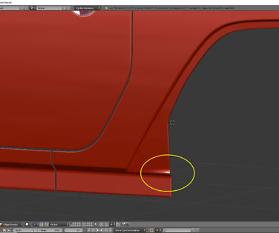 Tag 15: 3D-Modelling von einem Geländewagen