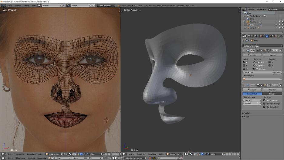 Teil 2: Dein zweites Ich: Du in 3D! 7