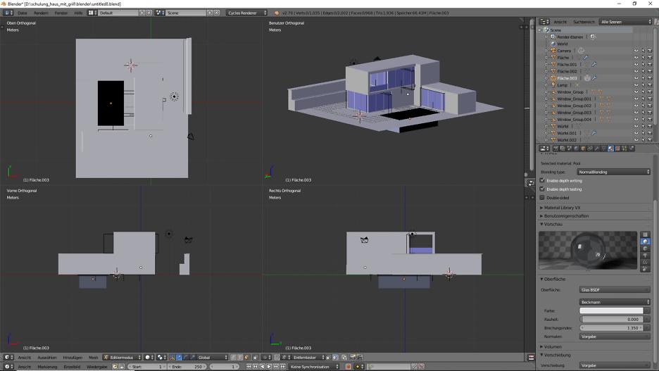 Architekturvisualisierung. 4