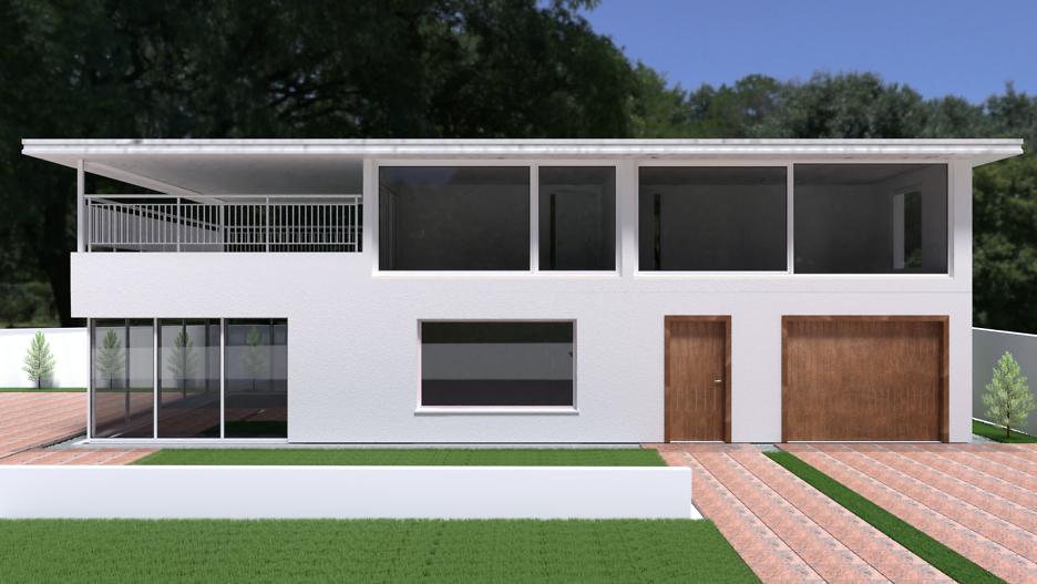 """Meine Abschlussbescheinigung für den Kurs """"Architectural Design & Animation in Blender - 3D Graphics"""" 1"""
