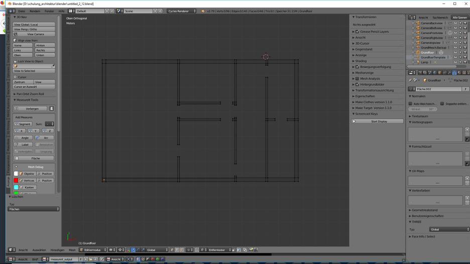 Architekturvisualisierung von R23 1