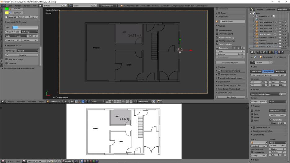 Architekturvisualisierung von R23 4
