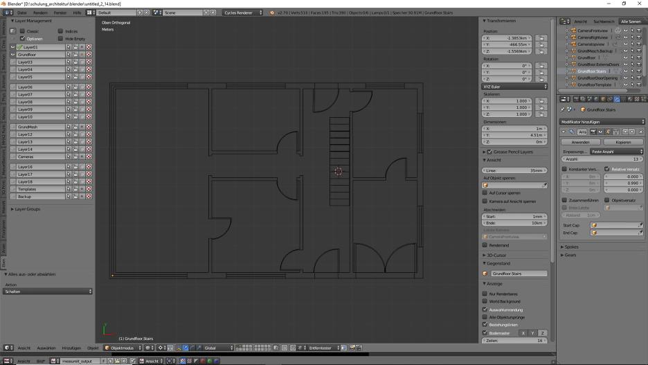 Architekturvisualisierung von R23 5