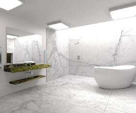 360° Innenraumvisualisierung: Badezimmer