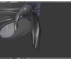3D Charakter: Ninja Knoten