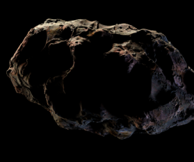 Blender: Asteroid Part 2