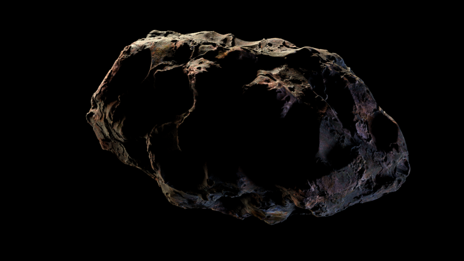 Blender: Asteroid Part 2 6