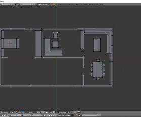 3D-Visualisierung: Küche Part 2