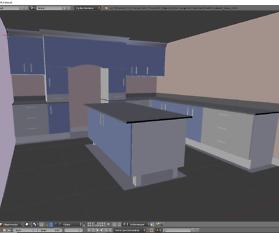 3D-Visualisierung: Küche Part 3