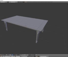 3D-Visualisierung: Küche Part 4