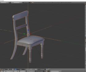 3D-Visualisierung: Küche Part 5