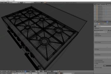 3D-Visualisierung: Küche Part 10