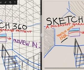 360-Grad-VR-Szenen einfach skizzieren