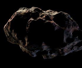 Space Elements: Asteroid