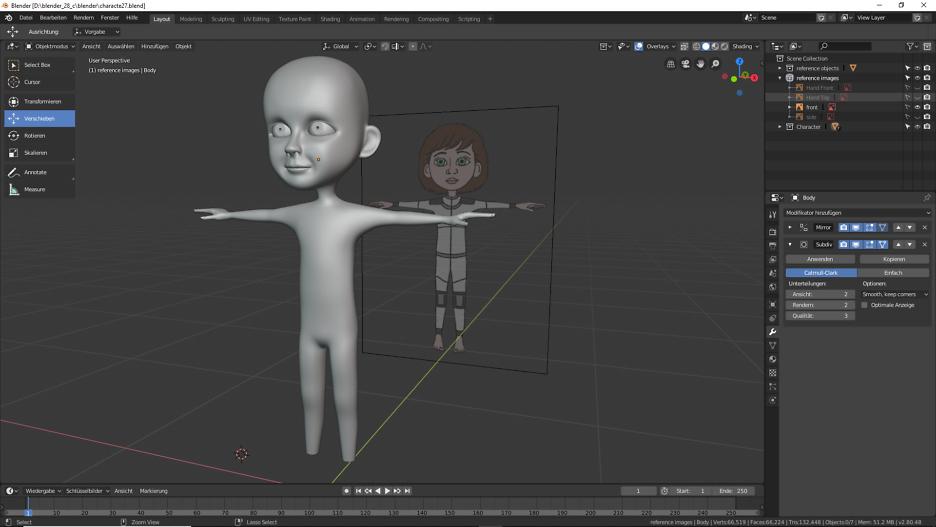 3D Modellierung