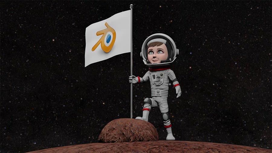 50 Jahre Mondlandung 2