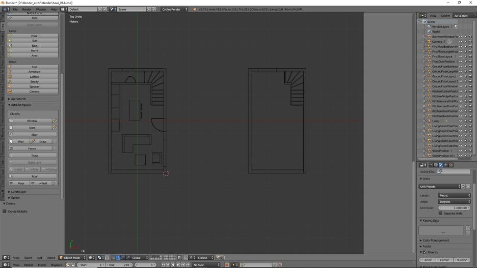 Ihren Handskizzen erstellen wir 2D Grundrisse